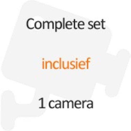 Inclusief 1 camera