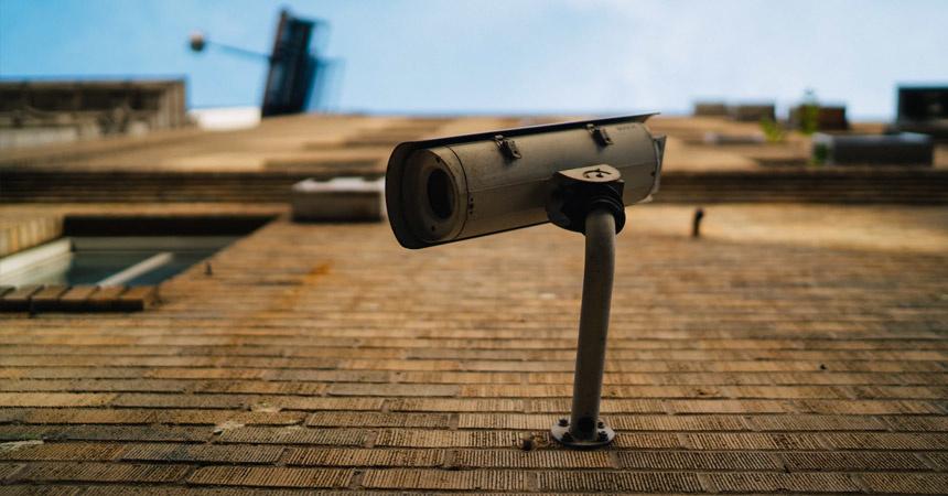 Wat is de beste positie voor een beveiligingscamera?