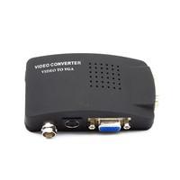 CW-OV - Omvormer voor BNC camera's naar VGA beeldscherm