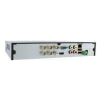 CF-S01-2MBC1 - 4 kanaals XVR inclusief 1 CF-2M-BC1 camera