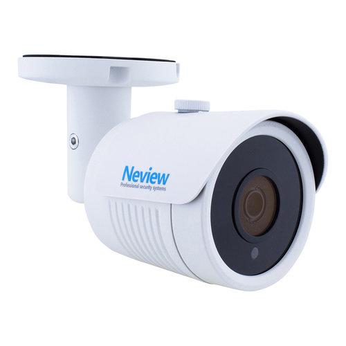 Neview CF-S04-5MBC1 - Set met recorder en  4 CF-5M-BC1 camera's