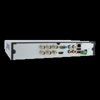 CF-S04-5MDC1-W - Set met recorder en 4 CF-5M-DC1-W camera's