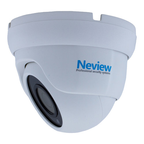 Neview CF-S04-5MDC1-W - Set met recorder en 4 CF-5M-DC1-W camera's