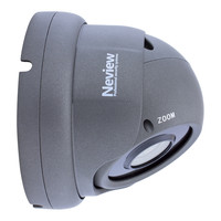 CF-S02-5MDC2-G - Set met recorder en 2 CF-5M-DC2-G camera's