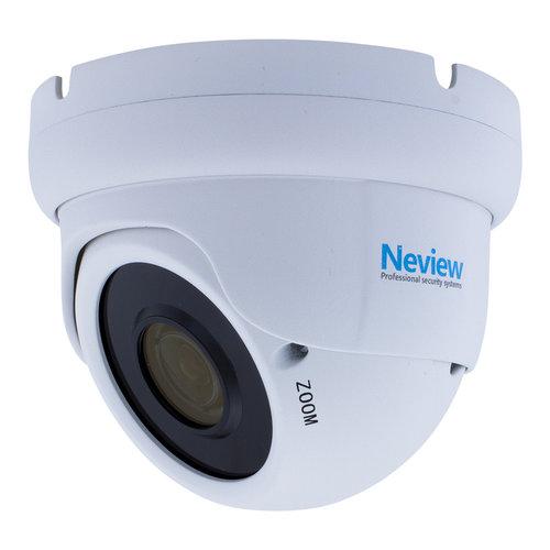 Neview CF-S04-5MDC2-W - Set met recorder en 4 CF-5M-DC2-W camera's