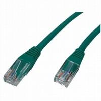 3 meter UTP netwerkkabel met RJ45 stekkers - Groen