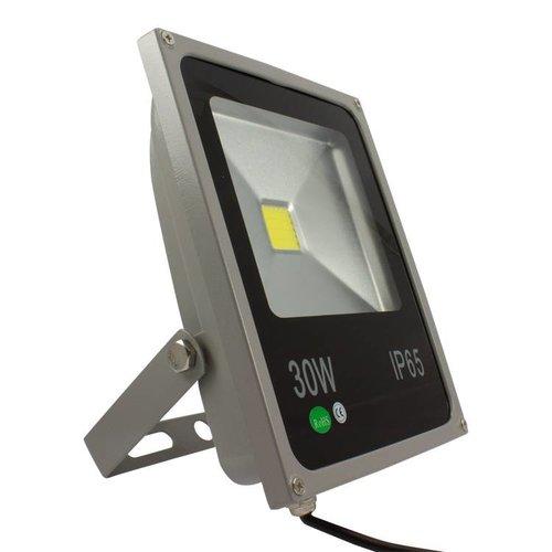 30 watt LED schijnwerper / LED bouwlamp
