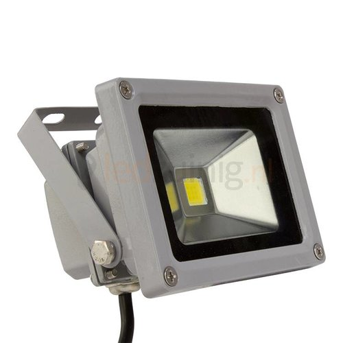10 watt led bouwlamp met 850 lumen - 6500K