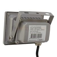 10 watt led bouwlamp met 850 lumen - 6500K