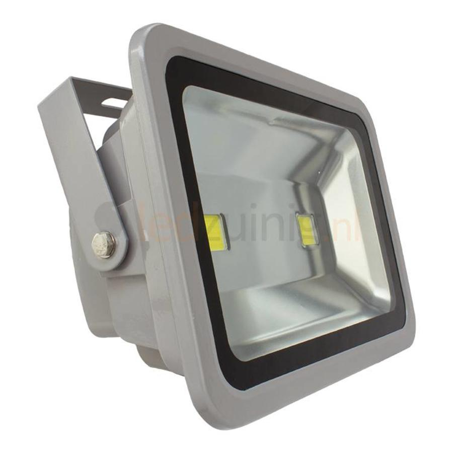 100 watt led bouwlamp met 8250 lumen - 6500K