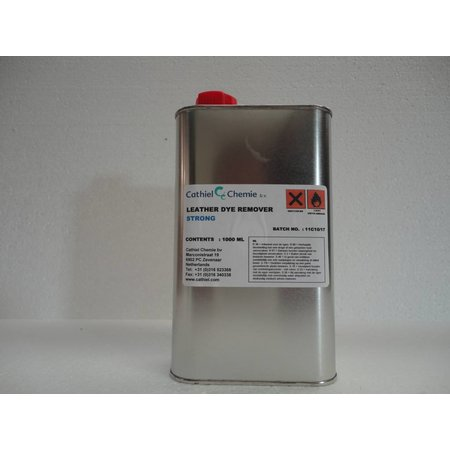 Leather Dye Remover Strong (1000 ml)