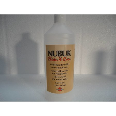 Nubuck Clean & Care (1000 ml)