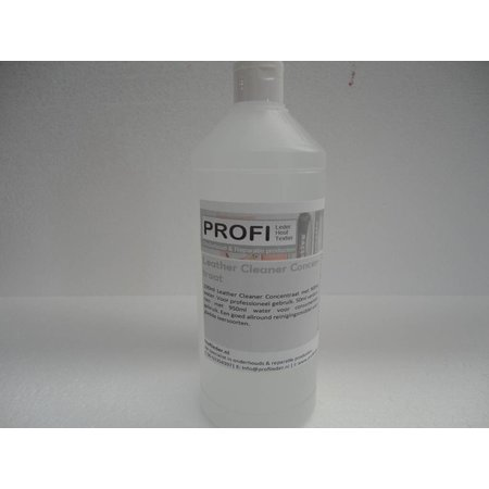 Leather Cleaner Concentraat (1000 ml)