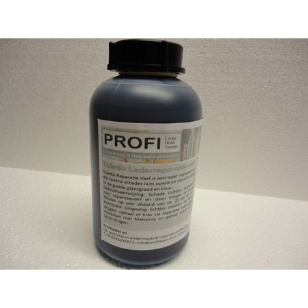 Toledo Lederreparatie verf (1000 ml)