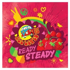 READY STEADY (ALL LOVED UP)