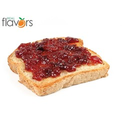 BLACKBERRY JAM W/ TOAST