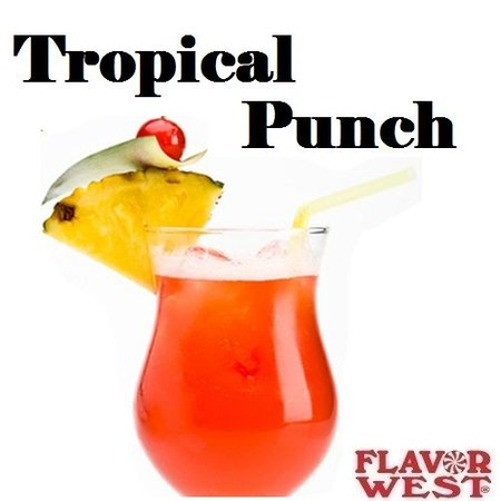 FLAVOR WEST TROPICAL PUNCH