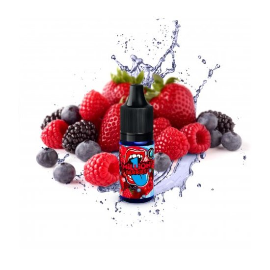 BIG MOUTH  1 MILLION BERRIES 10 OR 30 ML