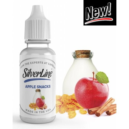 CAPELLA SILVERLINE Apfel-Snacks