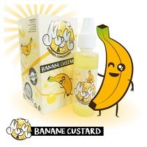 BANANE CUSTARD 30 ML