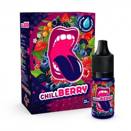 BIG MOUTH  CHILL BERRY