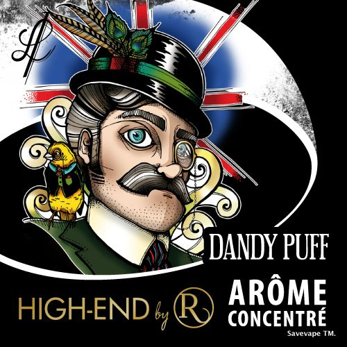 DANDY PUFF HIGH-END REVOLUTE