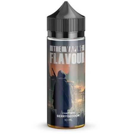 THE VAPING FLAVOUR CHAPTER 5 BERRYGEDDON