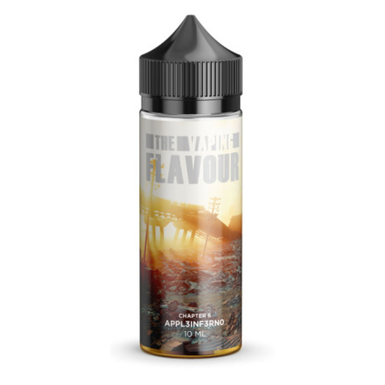 THE VAPING FLAVOUR CHAPTER 6  APPL3INF3RNO