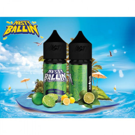 NASTY JUICE HIPPIE TRAIL 30 ML