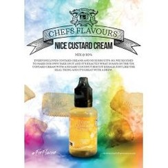 NICE CUSTARD CREAM 30ML