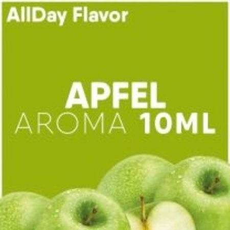 ALL DAY FLAVOUR APFEL 10 ML