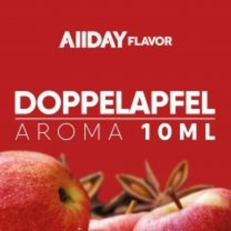 ALL DAY FLAVOUR DOPPELAPFEL 10 ML