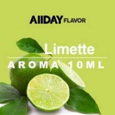 ALL DAY FLAVOUR LIMETTE 10 ML