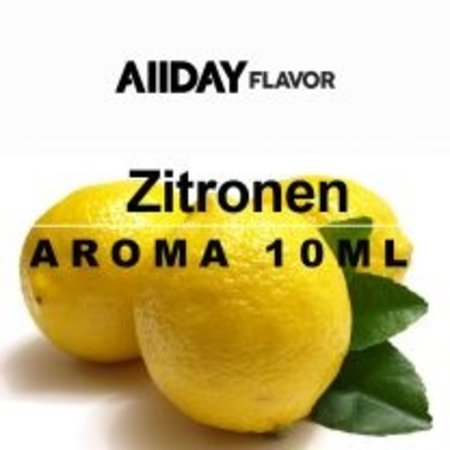 ALL DAY FLAVOUR ZITRONE 10 ML