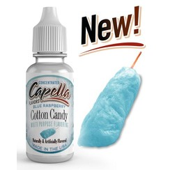 BLUE RASPBERRY COTTON CANDY 1ML