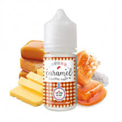 CARAMEL BEURRE SALE 30 ML