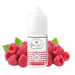 TUTTI FRUITI - RASPBERRY SYMPHONY 30 ML