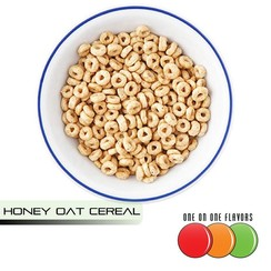 BAKED HONEY OATS CEREAL
