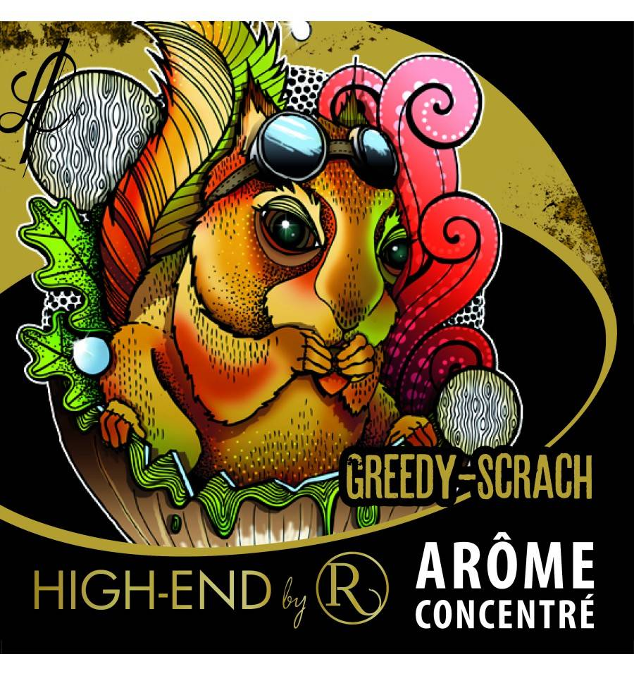 GREEDY SCRACH HIGH-END REVOLUTE