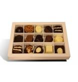 Chocolaterie Vink Chocolade Bonbons Assortiment klein 15 stuks