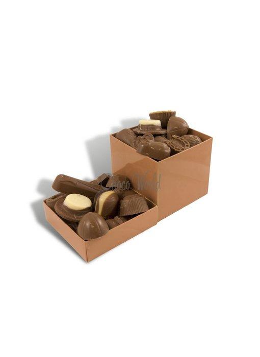 Chocolaterie Vink Bonbons Melk met Slagroomvulling Groot