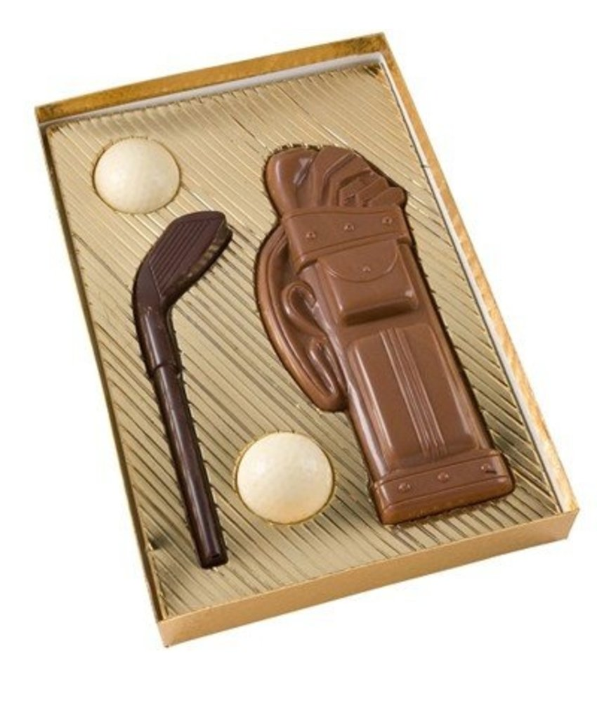 Chocolaterie Vink Golfset