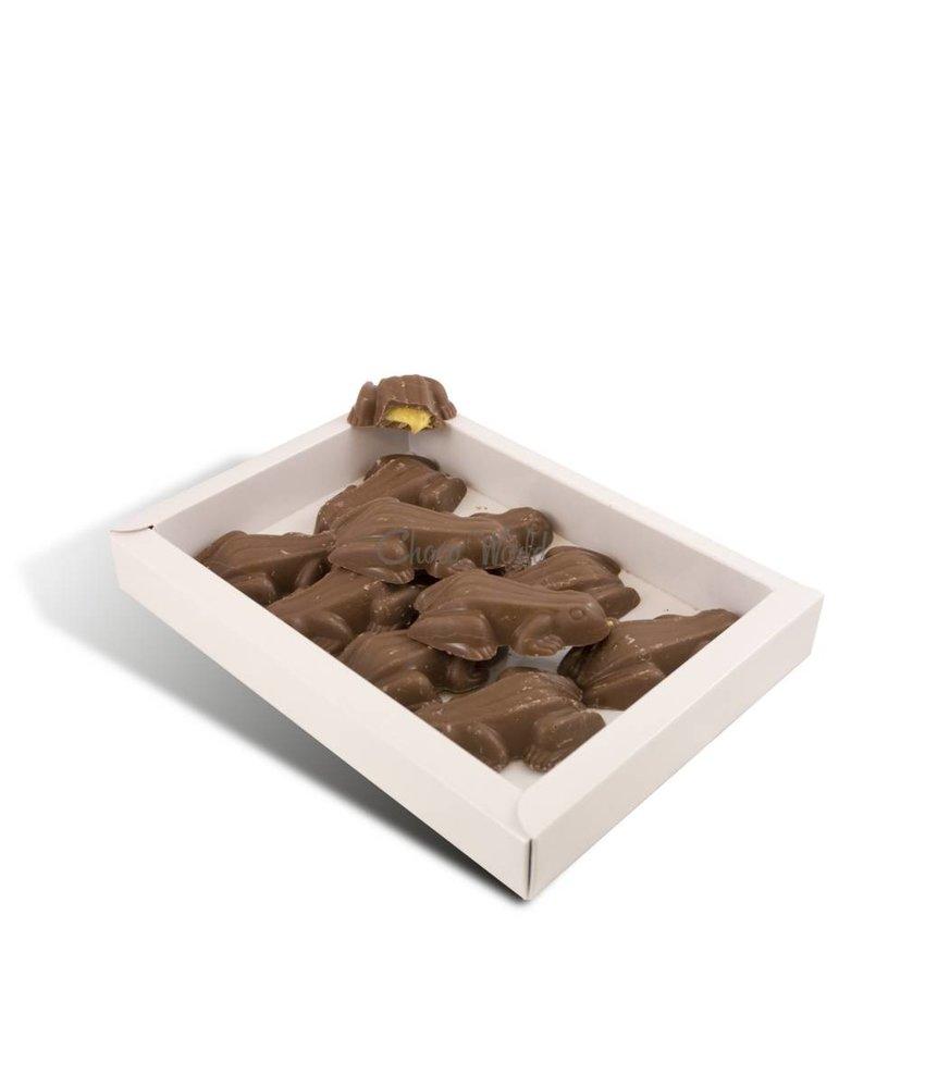 Chocolaterie Vink Kikkers 10 st. advocaatvulling