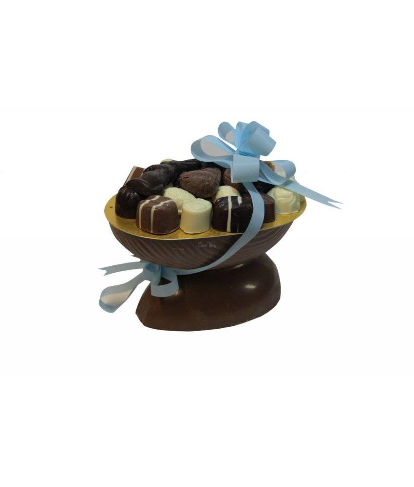 Chocolaterie Vink Eischaal Groot Melk / Bonbons Assorti