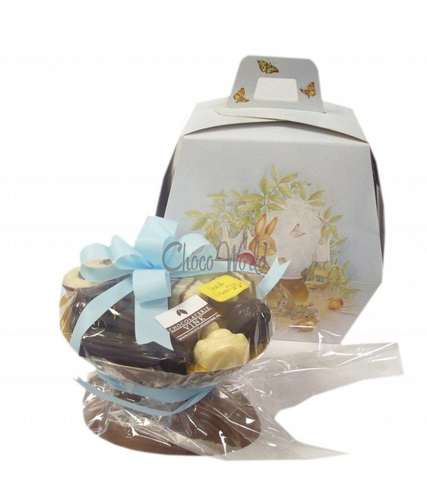 Chocolaterie Vink Eischaal Klein Melk / Bonbons Assorti