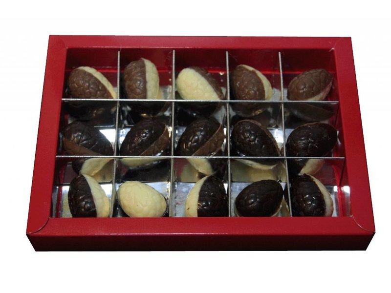 Chocolaterie Vink Paaseitjes doublé 15 st.