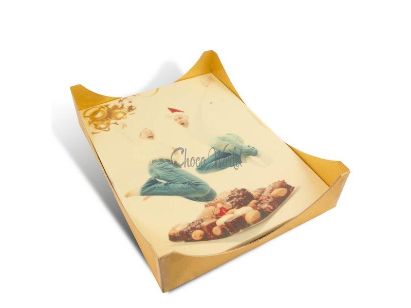 Chocolaterie Vink Kerstkaart kingsize met foto