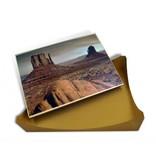 Chocolaterie Vink Kaart A4 Puur met Foto/Logo