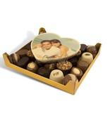 Chocolaterie Vink Bonbons Assorti Klein met Hart Foto/Logo