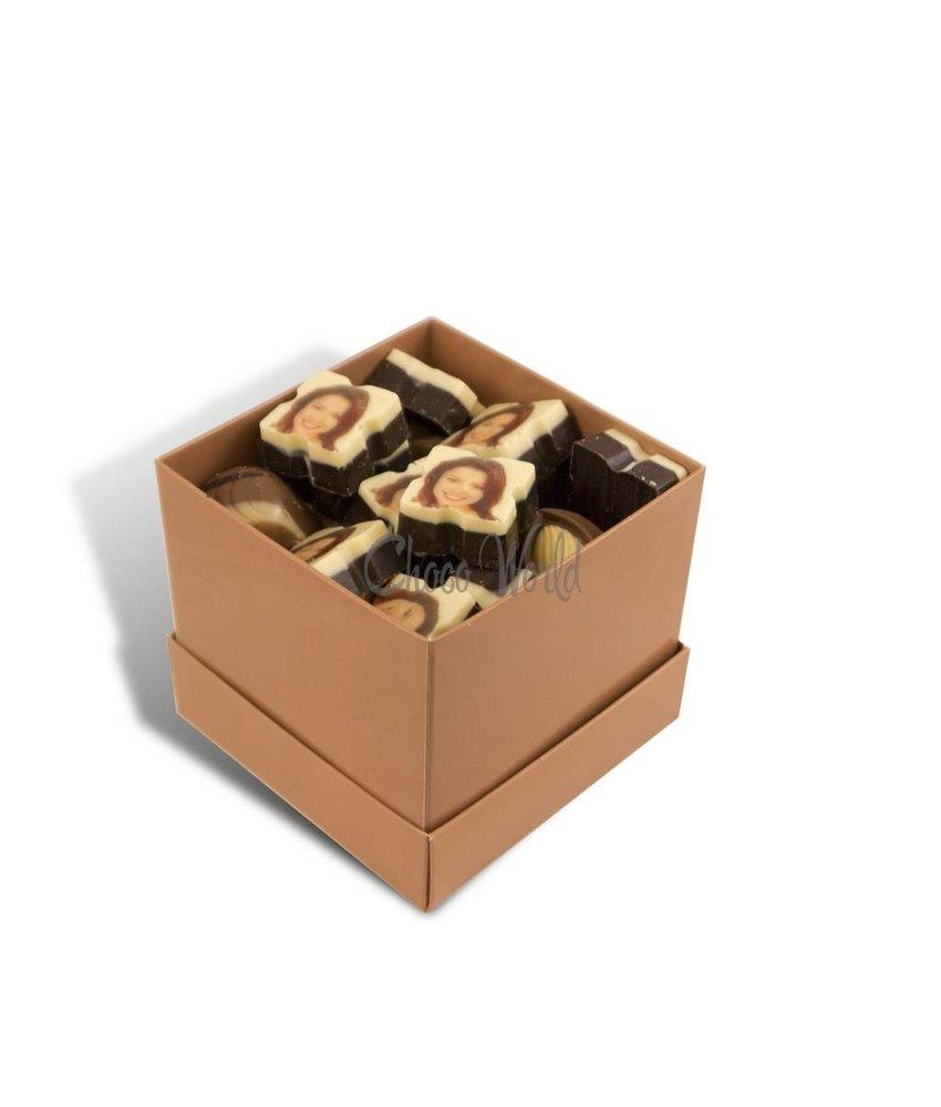Chocolaterie Vink Bonbons Assorti Groot met 10 Logo/Foto
